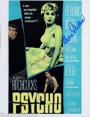 PSYCHO SIGNED VERA MILES SIGNED JANET LEIGH SIGNED 8.5 x 11 photo NOT PP